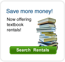 Save money, rent your Textbooks!